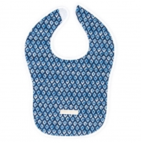 ETERNAL CREATION - reversible bib, byron blues